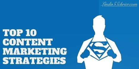 Top 10 Content Marketing Strategies | Tech @ Techtricksworld | Scoop.it