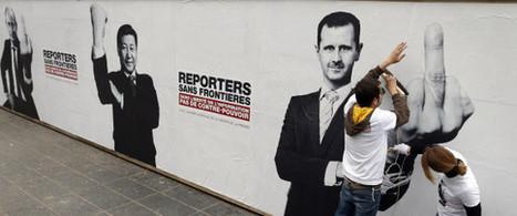 Le Maroc, cancre de la liberté de la presse selon RSF | DocPresseESJ | Scoop.it