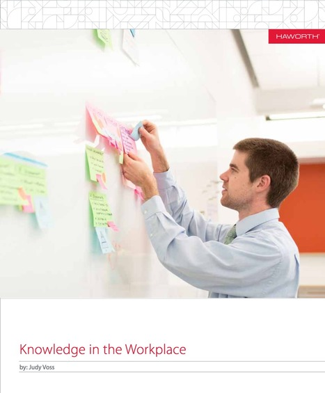 [PDF] Knowledge in the Workplace   Edumorfosis.it   Scoop.it