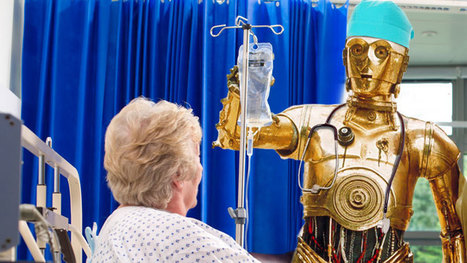 Can These 7 Robots Replace Your Doctor? | The Jazz of Innovation | Scoop.it