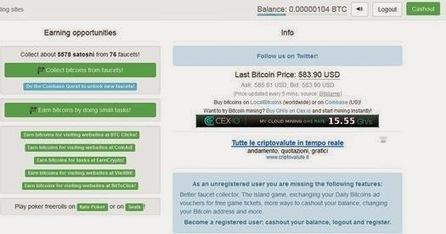 Free bitcoins and satoshis ~ Earn free Bitcoins quickly | Earn free Bitcoins Euros and Dollars | Scoop.it