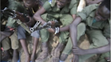 Gunmen seize South Sudan boys | The Mayans and 2012 | Scoop.it