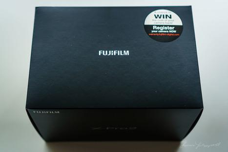 Fuji X-Pro2 Diary: Part 1 - Unboxing and First Impressions | Fujifilm X Series APS C sensor camera | Scoop.it