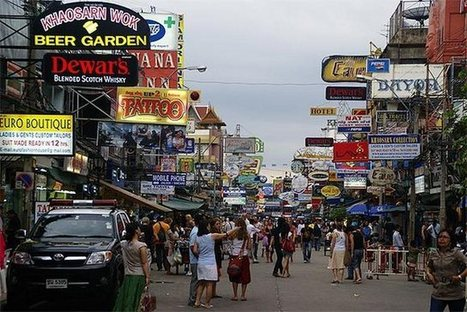 Khaosan Road. | Thailand best hotels | PLANET ASIAN | Scoop.it