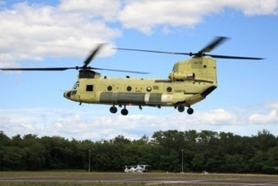 First Italian Army ICH-47F Chinook Performs Its Maiden Flight | Army & Land Forces News at DefenceTalk | Aerospace | Scoop.it