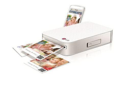Novedosa impresora de bolsillo para smartphones | LG SMARTPHONE POCKET PHOTO | El Universal - Cartagena | grafiprint | Scoop.it