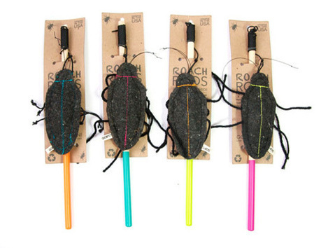 New Eco-friendly Designer Cat Toys from GO!PETDESIGN ... | Trendy Ecofriendly Mag | Scoop.it