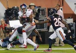 The wows and woes of NY Giants receiver Rueben Randle | Sports Journalism 585 FFL | Scoop.it