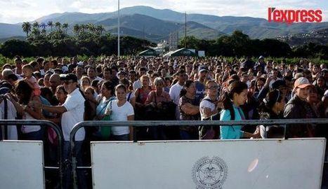 Pénurie au Venezuela: ils se ruent en Colombie pour s'approvisionner   Venezuela   Scoop.it