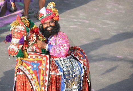 Rajasthan, reminiscent of the royal past of India | Rajasthan Tourism | Scoop.it