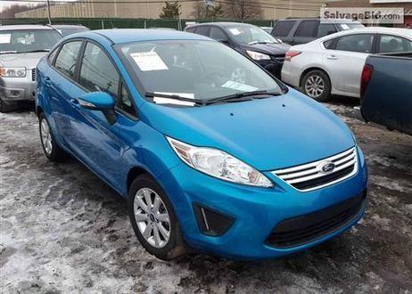 2013 FORD Fiesta | Online Auto Auction | Scoop.it