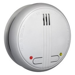 Wireless Smoke Detectors for Fire Safety and Security | Home Automation | Scoop.it