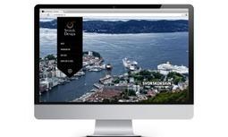 utiliser une photo en fond d ecran et un defilement sans fin les incontournables du web design pour un site internet moderne | Technologie web | Scoop.it