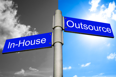 In-house vs outsourced social sales lead generation | Odimax | Scoop.it
