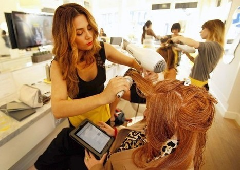 Blow-and-go hair salons are taking root | Ultratress | Scoop.it
