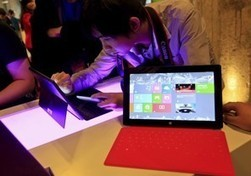 IHS: Tablets by Microsoft, Apple have highest profit margins, followed by Google, Amazon | Movin' Ahead | Scoop.it