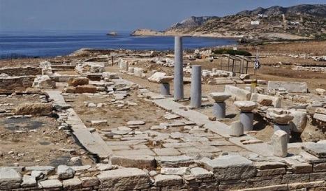 Despotiko island soon to become open museum | Monde antique | Scoop.it