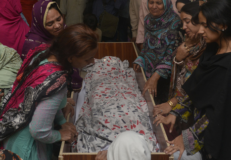 Lahore Blast Caps Deadly Week, From Asia to Europe | Global politics | Scoop.it
