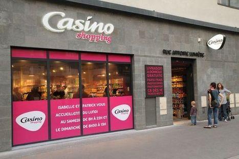 Casino dévoile son magasin virtuel à Lyon | Innovation @ Lyon | Scoop.it