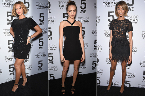Beyonce Turns Up for Topshop | Fashions And Deals | Scoop.it
