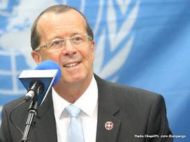 Les jeunes représentent une chance pour le développement de la RDC, selon Martin Kobler | Radio Okapi | CONGOPOSITIF | Scoop.it