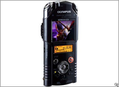 Olympus announces LS-20M pocket camcorder | Photography Gear News | Scoop.it