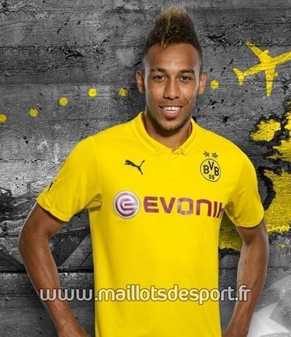 Maillot spécial Ligue des Champions 2014-2015 du Borussia Dortmund. | Maillot de Sport | Scoop.it