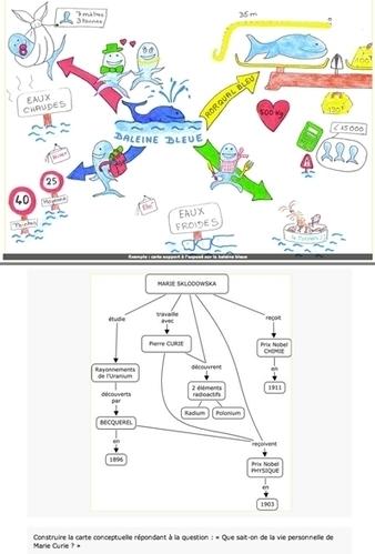 Cartes mentales et conceptuelles à l'école et au collège - Maison de l'Éducation des Yvelines - MDE 78 | Cartes mentales | Scoop.it