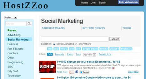 hostzzoo20 | sites like fiverr | Scoop.it