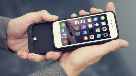 7 iPhone 6 battery cases to keep you powered up in any situation | Educational technology , Erate, Broadband and Connectivity | Scoop.it