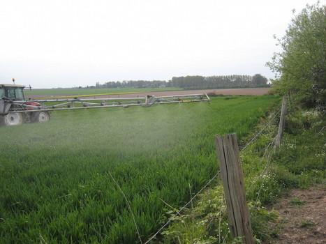 Les riverains des cultures sont lourdement exposés aux pesticides | Des nouvelles de la 3ème révolution industrielle | Scoop.it