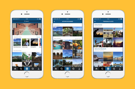 Instagram's Overhauled Search: Real-Time Instead of Real Bad | WIRED | Internet Search | Scoop.it