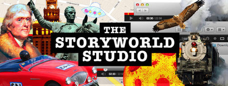 Metro Screen » The Storyworld Studio | Young Adult and Children's Stories | Scoop.it