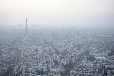La pollution de l'air classée cancérigène (OMS)   Toxique, soyons vigilant !   Scoop.it