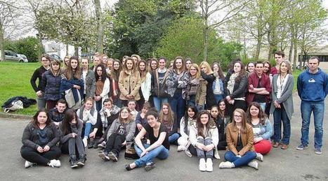 Caulnes. Des lycéens s'affrontent sur scène avec leurs mots   Le lycée agricole de Caulnes   Scoop.it