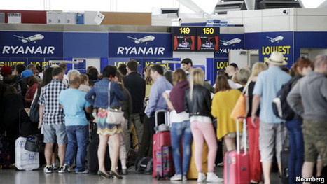 Why are no-frills airlines so cheap? - The Economist (blog) | Aviation | Scoop.it