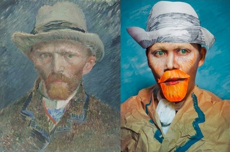 VanGoYourself | UseNum - Culture | Scoop.it