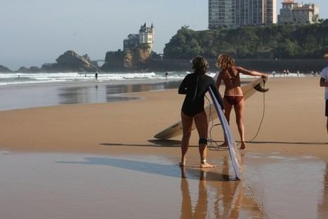 A Biarritz, les Médecins prescrivent du Surf sur Ordonnance   Sport, qualité de vie,   Scoop.it