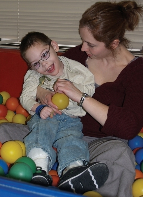 Occupational Therapy, Special Needs Children   Easter Seals Crossroads   Aspect1- occupational therapy vs physical therapy   Scoop.it