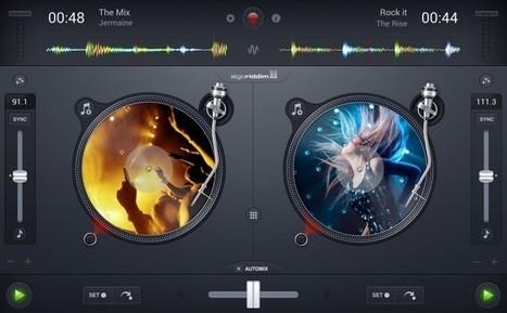 Aplicaciones móviles para hacer mezclas musicales | Educacion, ecologia y TIC | Scoop.it