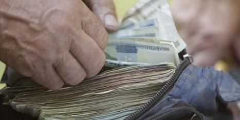 Panique financière en Russie à cause de l'escalade en Ukraine | Politique Français | Scoop.it
