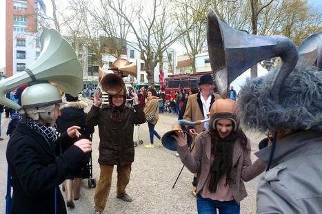 Kaléidophones - Décor Sonore   L'ART DE L'ÉCOUTE - THE ART OF LISTENING - POSTURES - DISPOSITIFS   Scoop.it