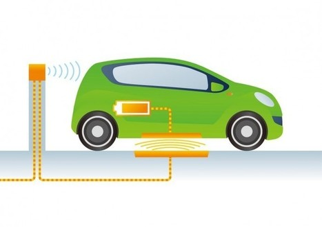 Wireless Charging of Electric Vehicles is a Success!   Computers, Security, Networks, Healthcare IT, & More   Scoop.it