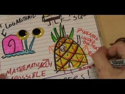 SpongeBob's House is Not a Pineapple | Maths | Scoop.it