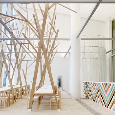 A different type of cantine | designdrool | Scoop.it