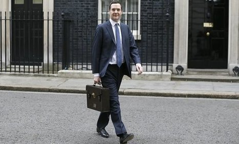 George Osborne, the really unfortunate chancellor | Fiscal Policy & Regulation | Scoop.it