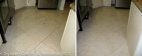 Tile Cleaning Fort Lauderdale | thedrysteam | Scoop.it