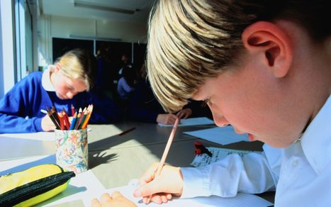'The devil's in the data: school exams have become the master, rather than a tool to measure progress' | Literacy and Enrichment in English | Scoop.it