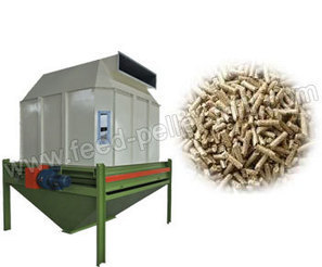 Counterflow Feed Pellets Cooler-Necessary For Feed Pellet Plant | high quality fish feed pellet machine | Scoop.it