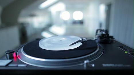 Ice Record Project – Play Music On Ice | Technology | Scoop.it